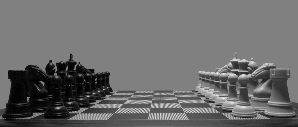 chess, chess men, game