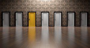 doors, choices, choose