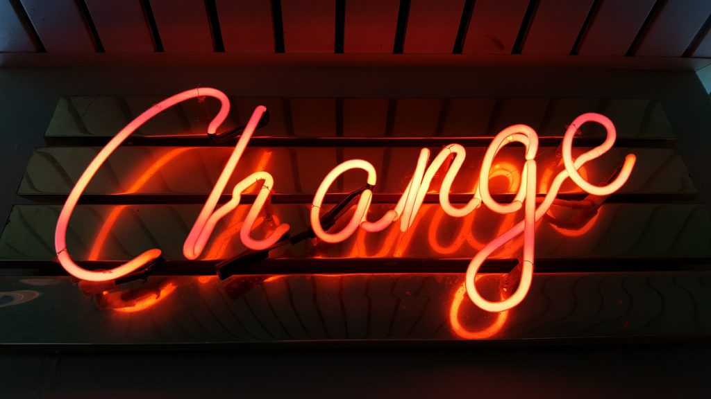 2021년, 영구적 변화의 시작
