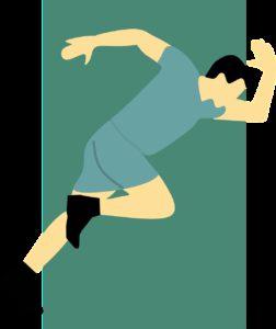 keywords, running, athlete
