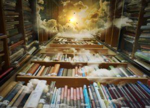 library, sky, birds-425730.jpg